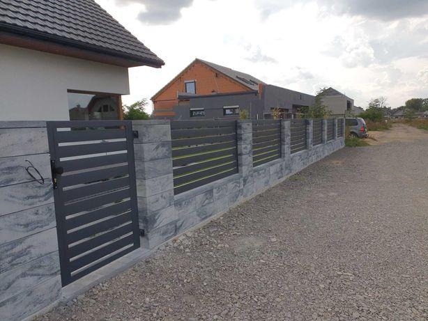 Ogrodzenia murowane ,gabiony,2d,panelowe