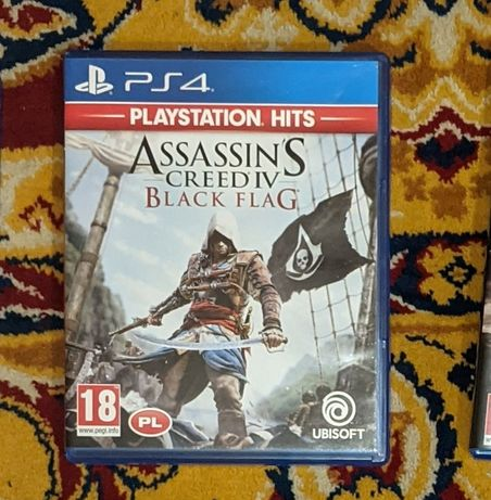 Assassin's Creed Black Flag - PS4