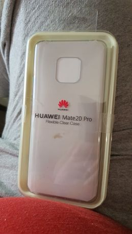Etui Huawei mate 20 pro ORYGINAŁ NOWE