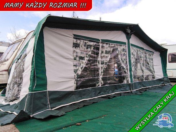 Przedsionek do przyczepy campingowej 1025cm-1050cm rozmiar 16