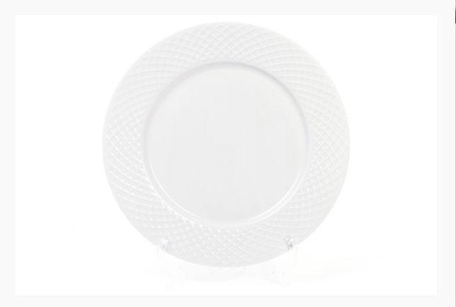 Набор (6 шт) тарелка фарфоровая