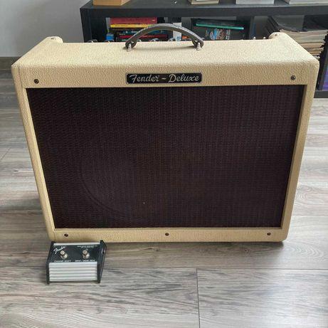 Wzmacniacz gitarowy lampowy Fender hot rod deluxe