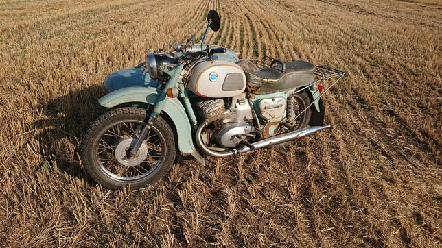 Продам мотоцикл Иж Планета 3