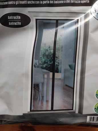 Rede mosquiteira magnética 100cm x 220 cm