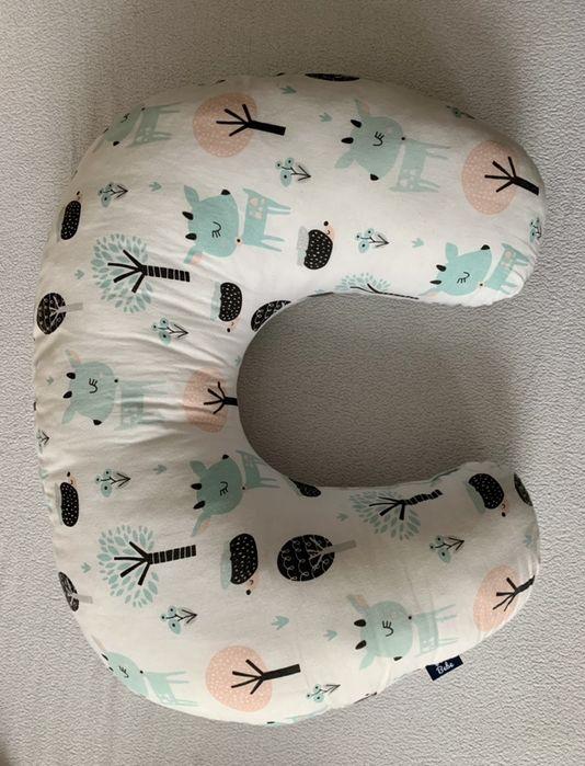 Zestaw niemowlaka 5W1 : kołderka + poduszka + motyl + rożek + rogal Sieradz - image 1