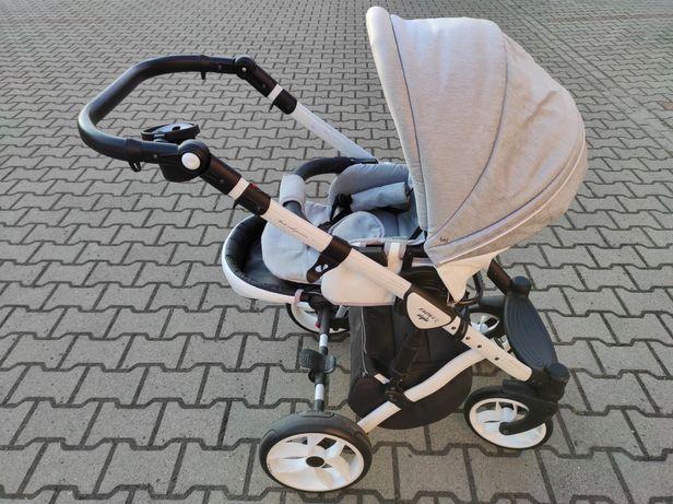 Wózek wielofunkcyjny, 3w1 Baby Merc Faster 2 style