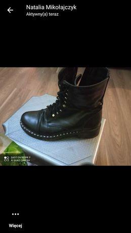 Buty czarne  na sprzedaż