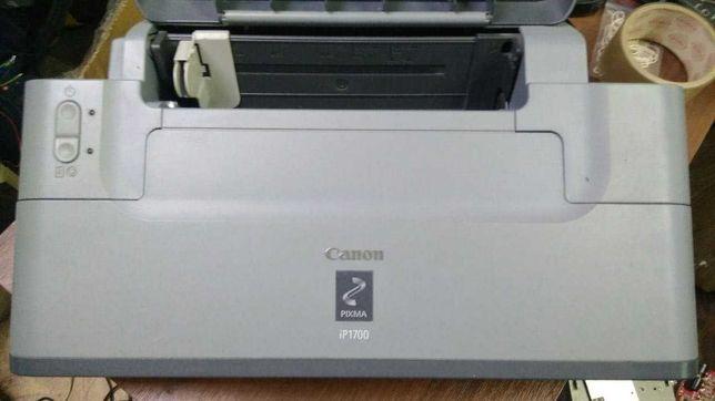 Принтер Canon IP 1700