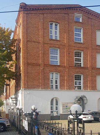 Biuro u Kohna - parter 130 m 2 - bezpośrednio - media w cenie czynszu