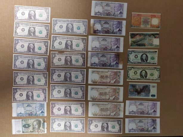 Obrazki banknoty z gum naba hermes