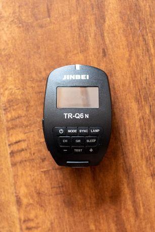 Radiowy wyzwalacz JINBEI TR-Q6N DO NIKON
