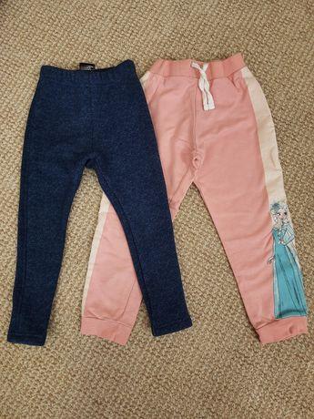 Теплі штани для дівчинки .
