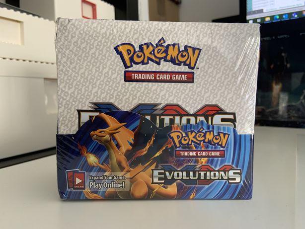 Lote Cartas Pokémon Evolutions