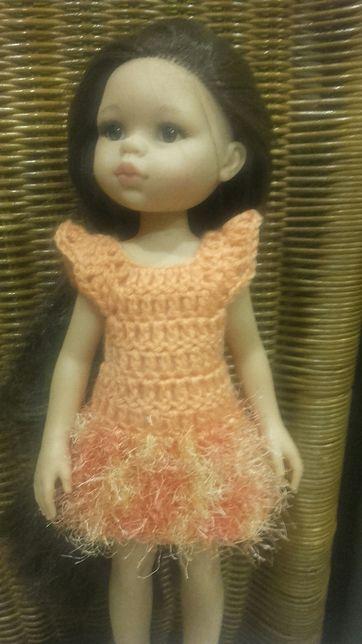Sukienka na lalki Paola Reina