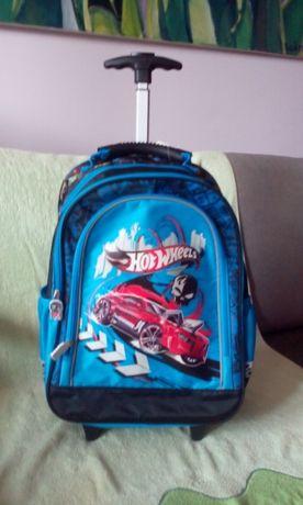 Plecak szkolny Hot Wheels