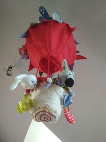 Balon Ikea zawieszka nad łóżeczko karuzela