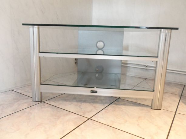 szafka, stolik szklany RTV