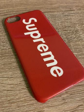 Etui case iPhone 7 8 Supreme