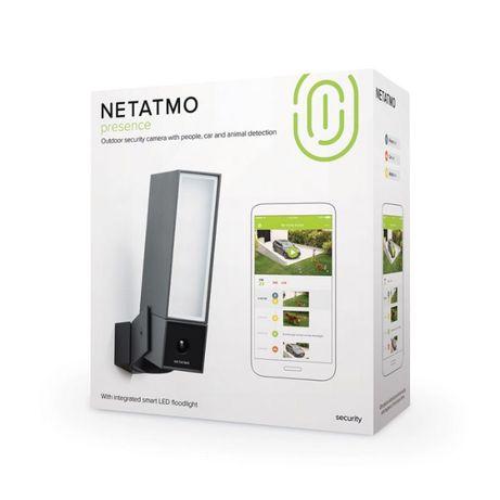 Kamera zewnętrzna NETATMO PRESENCE Wi-Fi __ NOWA __ Promocja