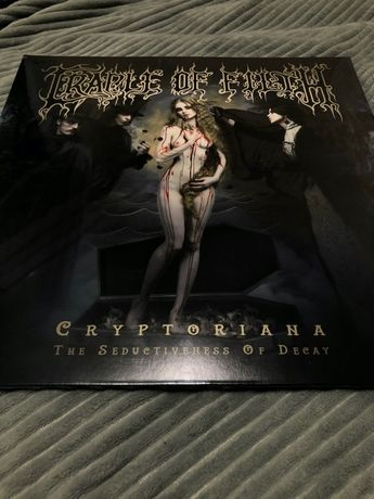 Продам винил. Cradle Of Filth - Cryptoriana.