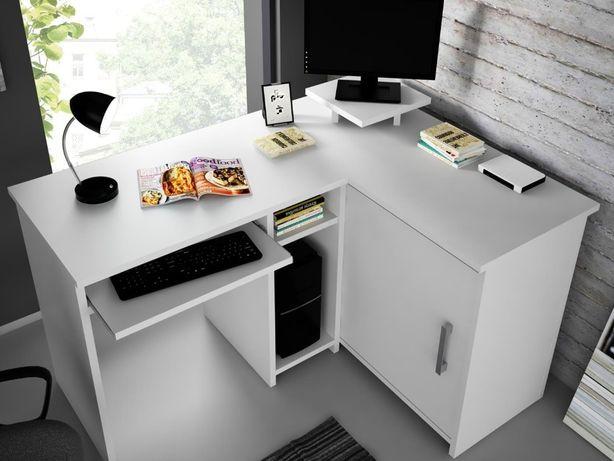 MAX – biurko narożne Lewe lub Prawe Super Kolory DOWÓZ GRATIS