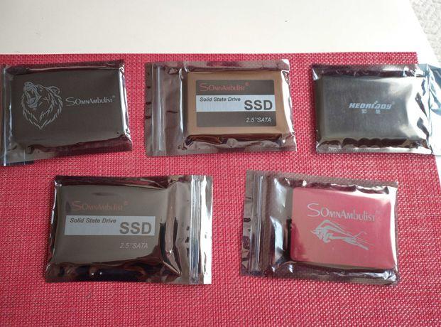 Disco SSD SATA 2.5 120Gb .