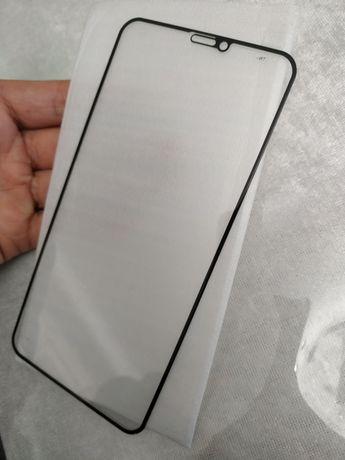 Стекло на iPhone 11 pro max 9d защитное стекло скло захисне