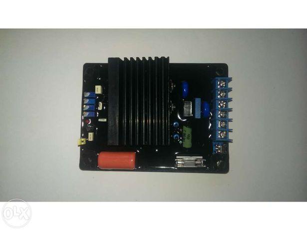 Regulador Automático de Tensão Universal para Grupo Electrogéneo