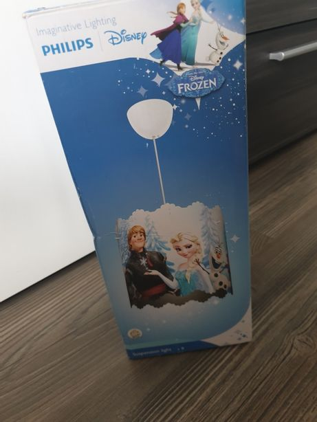 Lampa Philips Frozen