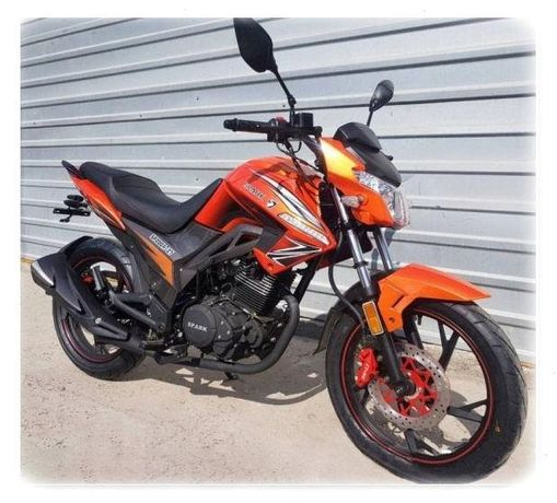 Мотоцикл SPARK SP200R-27 Новый