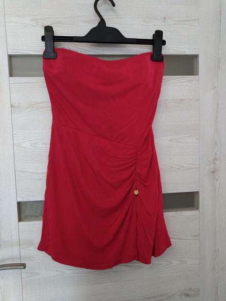 Sukienka mini Elisabetta Franchi