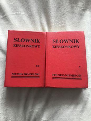 Slowniki j. niemieckiego