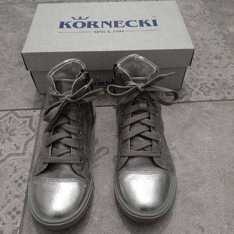 Buty dziewczęce KORNECKI rozmiar 33