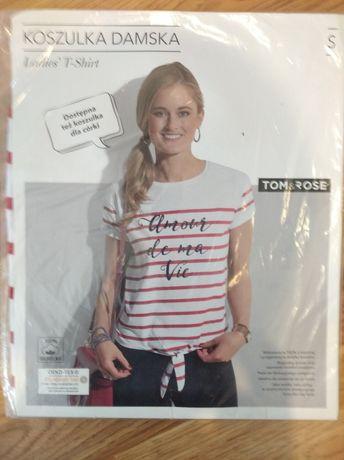 Koszulka damska.