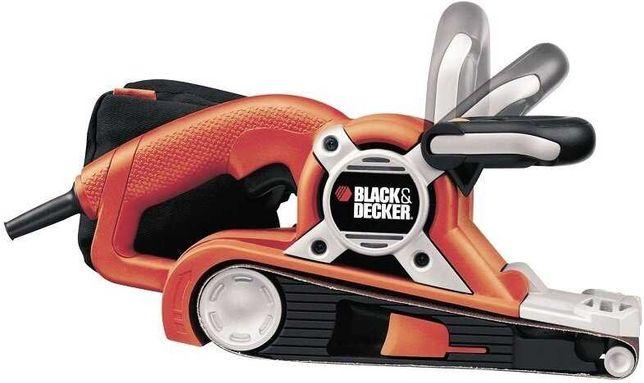 Szlifierka taśmowa BLACK & DECKER KA88 720W 75mmx533mm Polecam