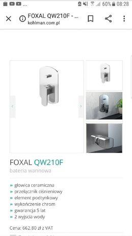 FOXALQW210F Bateria wannowa Kohlman  NOWA