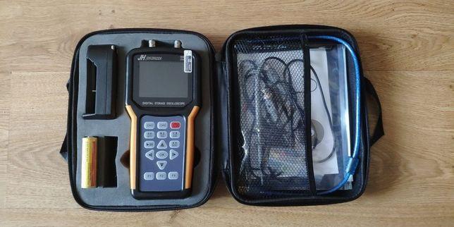 JDS2022A портативный цифровой двухканальный осциллограф 35 МГц