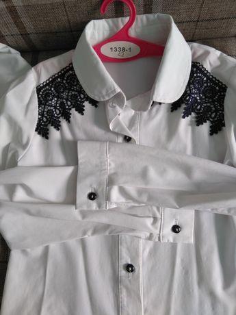 Блуза школьная,152