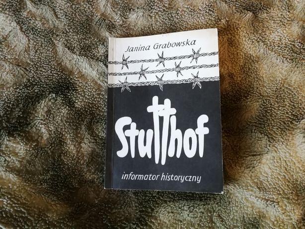 Stutthof informator historyczny, Janina Grabowska