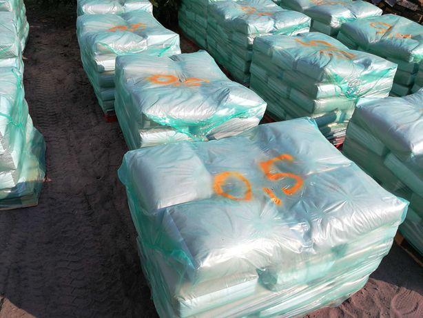 PIASEK PIACH do piaskowania pakowany w worki 40 kg ZAPORY WODNE