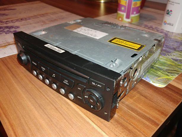 Radio Peugeot Citroen RD4 - uszkodzone