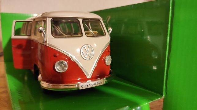 Модели Welly Volkswagen.