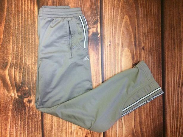 ADIDAS Vintage spodnie dresowe na napy r.S