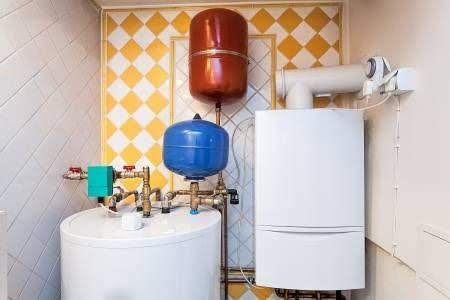 Hydraulik; instalacje wod, kan, C.o.; kotły