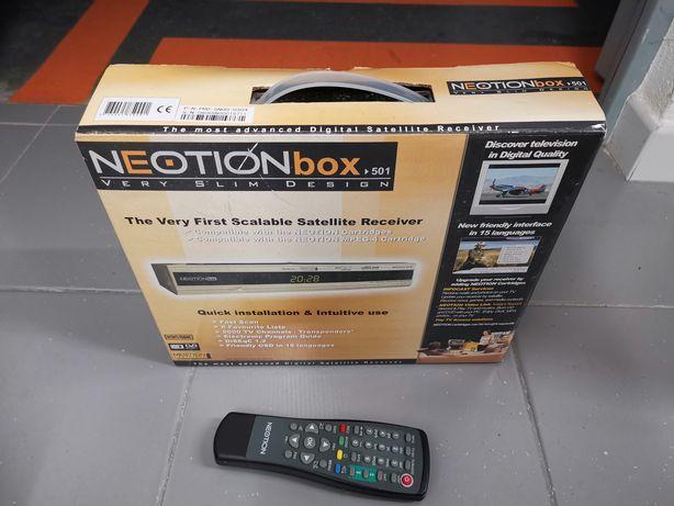 Box Tv satelite