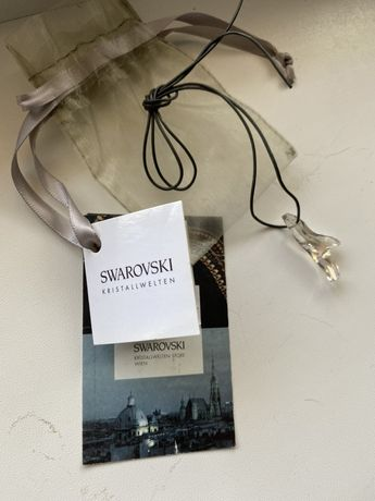 Кулон Swarovski, подвеска, медальон