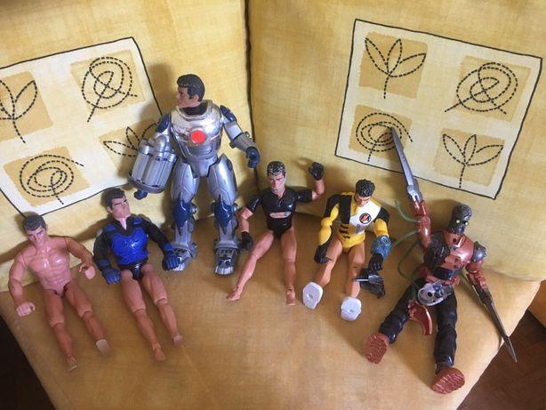 Bonecos Figuras Hasbro