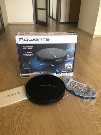 Робот-пилосос миючий Rowenta RR7455WH