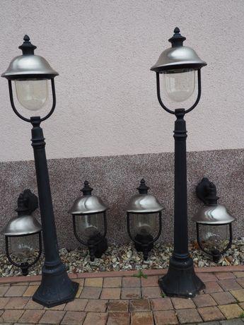 Lampy ogrodowe MASSIVE
