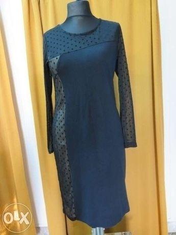 Nowa sukienka roz.l/xl kolor czarny-nowa